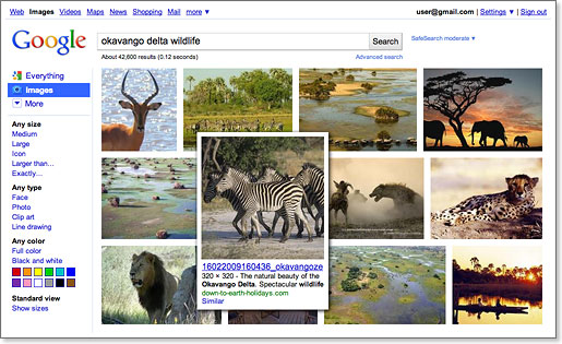 How To Use Google Images For SEO