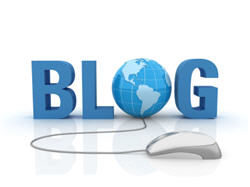 How to make a blog website