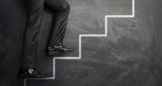 sales funnel climbing the steps to success