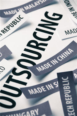 Outsourcing articles