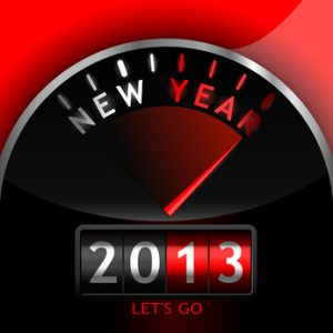 How are you going to crush 2013